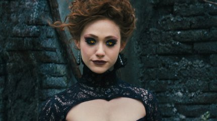 Emmy Rossum as Dark Caster cousin Ridley, in BEAUTIFUL CREATURES, courtesy Warner Home Video, 2013